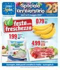 Offerte Iper Supermercati nella volantino di Eurospin a Milazzo ( Per altri 3 giorni )