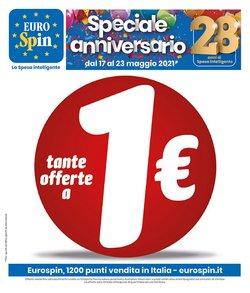 Catalogo Eurospin ( Pubblicato oggi)