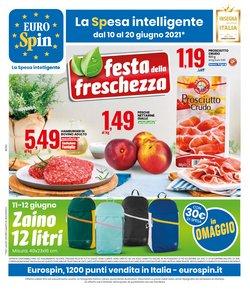 Offerte di Discount nella volantino di Eurospin ( Per altri 5 giorni)