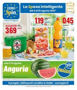 Offerte di Iper Supermercati nella volantino di Eurospin ( Pubblicato ieri)