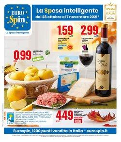 Offerte di Discount nella volantino di Eurospin ( Per altri 11 giorni)