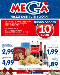 Catalogo MEGA ( Scaduto )