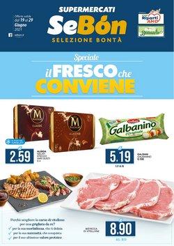 Offerte di Iper Supermercati nella volantino di SeBón ( Per altri 5 giorni)