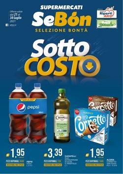 Offerte di Iper Supermercati nella volantino di SeBón ( Scade domani)