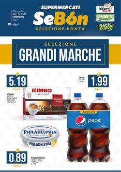 Offerte di Iper Supermercati nella volantino di SeBón ( Per altri 4 giorni)