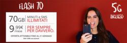 Coupon iliad a Chioggia ( Per altri 4 giorni )