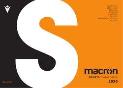 Catalogo MACRON ( Più di un mese )
