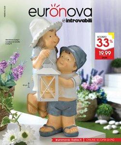 Offerte Tutto per la casa e Arredamento nella volantino di Euronova a Paderno Dugnano ( Scade domani )