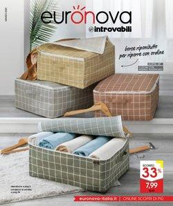Offerte Tutto per la casa e Arredamento nella volantino di Euronova a Catania ( Pubblicato ieri )