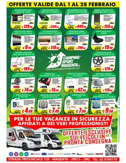 Catalogo Camping Sport Magenta ( Scaduto )