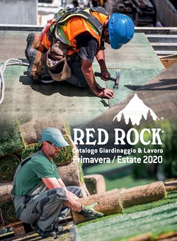 Catalogo Red Rock ( Scaduto )