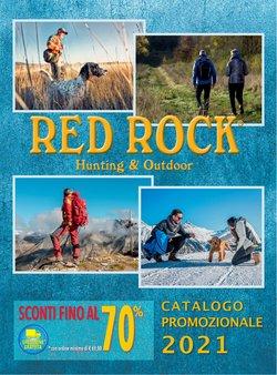 Catalogo Red Rock ( Più di un mese )