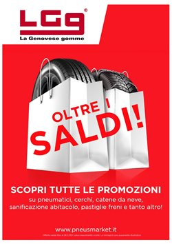 Catalogo La Genovese gomme ( Scaduto )