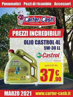 Catalogo Carter Cash ( Scaduto )