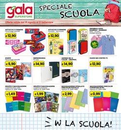 Offerte di Gala nella volantino di Gala ( Per altri 4 giorni)