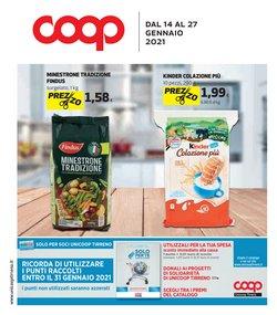 Offerte Iper Supermercati nella volantino di Coop Unicoop Tirreno a Civitavecchia ( Scade oggi )