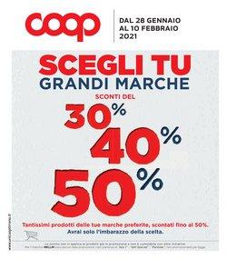 Offerte Iper Supermercati nella volantino di Coop Unicoop Tirreno a Civitavecchia ( Pubblicato ieri )