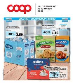 Catalogo Coop Unicoop Tirreno a La Spezia ( Per altri 12 giorni )