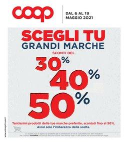 Offerte di saldi nella volantino di Coop Unicoop Tirreno ( Scade oggi)