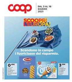 Offerte di Coop Unicoop Tirreno nella volantino di Coop Unicoop Tirreno ( Scade oggi)