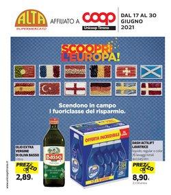 Offerte di Coop Unicoop Tirreno nella volantino di Coop Unicoop Tirreno ( Scade domani)