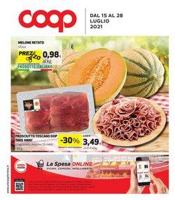 Offerte di Coop nella volantino di Coop Unicoop Tirreno ( Scade domani)