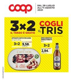 Offerte di Coop nella volantino di Coop Unicoop Tirreno ( Pubblicato oggi)