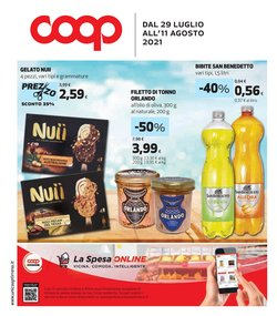 Offerte di Iper Supermercati nella volantino di Coop Unicoop Tirreno ( Per altri 12 giorni)