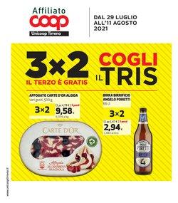 Offerte di Coop nella volantino di Coop Unicoop Tirreno ( Per altri 5 giorni)