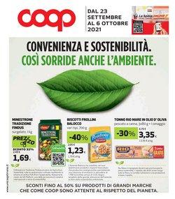 Offerte di Iper Supermercati nella volantino di Coop Unicoop Tirreno ( Pubblicato ieri)