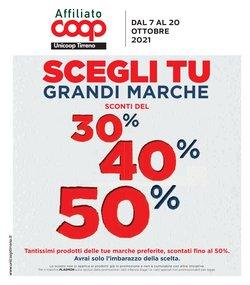 Offerte di Iper Supermercati nella volantino di Coop Unicoop Tirreno ( Scade oggi)