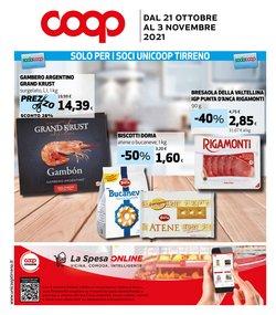 Offerte di Iper Supermercati nella volantino di Coop Unicoop Tirreno ( Scade domani)