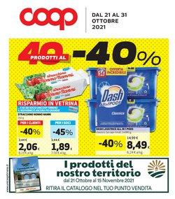 Catalogo Coop Unicoop Tirreno ( Pubblicato oggi)