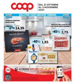 Offerte di Iper Supermercati nella volantino di Coop Unicoop Tirreno ( Per altri 7 giorni)