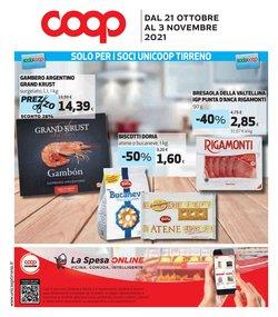 Offerte di Coop nella volantino di Coop Unicoop Tirreno ( Per altri 7 giorni)