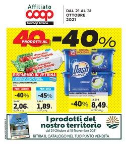 Offerte di Coop nella volantino di Coop Unicoop Tirreno ( Per altri 8 giorni)