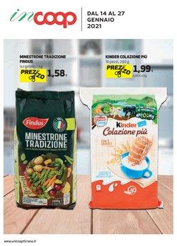 Offerte Iper Supermercati nella volantino di In Coop Unicoop Tirreno a Tivoli ( Scade domani )