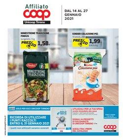 Offerte Iper Supermercati nella volantino di In Coop Unicoop Tirreno a Frosinone ( Per altri 2 giorni )