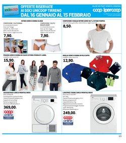 Offerte di Jeans Uomo a Ipercoop Unicoop Tirreno