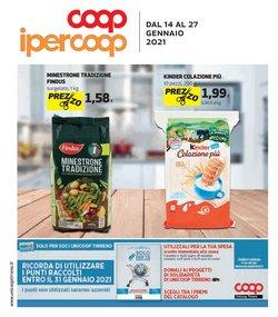 Offerte Iper Supermercati nella volantino di Ipercoop Unicoop Tirreno a Tivoli ( Scade domani )