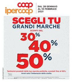 Catalogo Ipercoop Unicoop Tirreno a Viterbo ( 3  gg pubblicati )