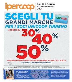 Catalogo Ipercoop Unicoop Tirreno a Grosseto ( 3  gg pubblicati )