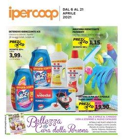 Catalogo Ipercoop Unicoop Tirreno a Grosseto ( Per altri 11 giorni )