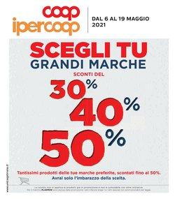 Offerte di saldi nella volantino di Ipercoop Unicoop Tirreno ( Pubblicato oggi)