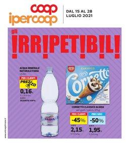 Offerte di Iper Supermercati nella volantino di Ipercoop Unicoop Tirreno ( Scade domani)