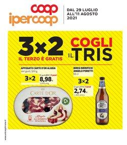 Offerte di Iper Supermercati nella volantino di Ipercoop Unicoop Tirreno ( Per altri 6 giorni)