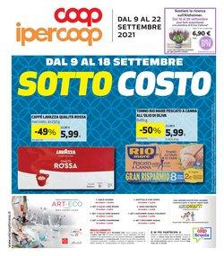 Offerte di Iper Supermercati nella volantino di Ipercoop Unicoop Tirreno ( Per altri 4 giorni)