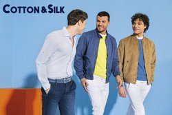Offerte di Cotton & Silk nella volantino di Cotton & Silk ( Per altri 15 giorni)