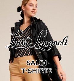 Offerte di Luisa Spagnoli nella volantino di Luisa Spagnoli ( Per altri 9 giorni)