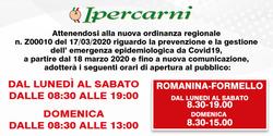 Coupon Ipercarni a Pomezia ( Per altri 5 giorni )